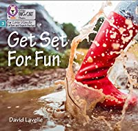 Get Set for Fun: Phase 3 (Big Cat Phonics for Little Wandle Letters and Sounds Revised)
