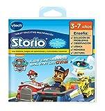 VTech- Patrulla Canina Disney Juego Educativo para Storio (3480-234122)