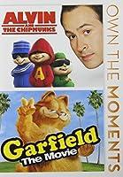 Alvin & the Chipmunks/Garfield: the Movie [DVD]