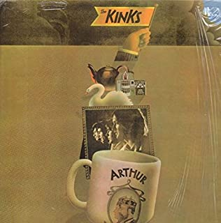 Arthur or thr Decline and Fall of the British Empire - The Kinks - German Pressing -1980 Re-Release [Vinyl LP Record]