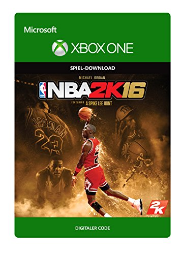 NBA 2K16 Michael Jordan Special Edition [Xbox One - Download Code]