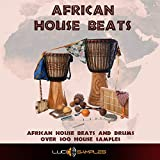African House Beats - Modern House Drums e House Drum Loops|WAV Files DVD non BOX|IT