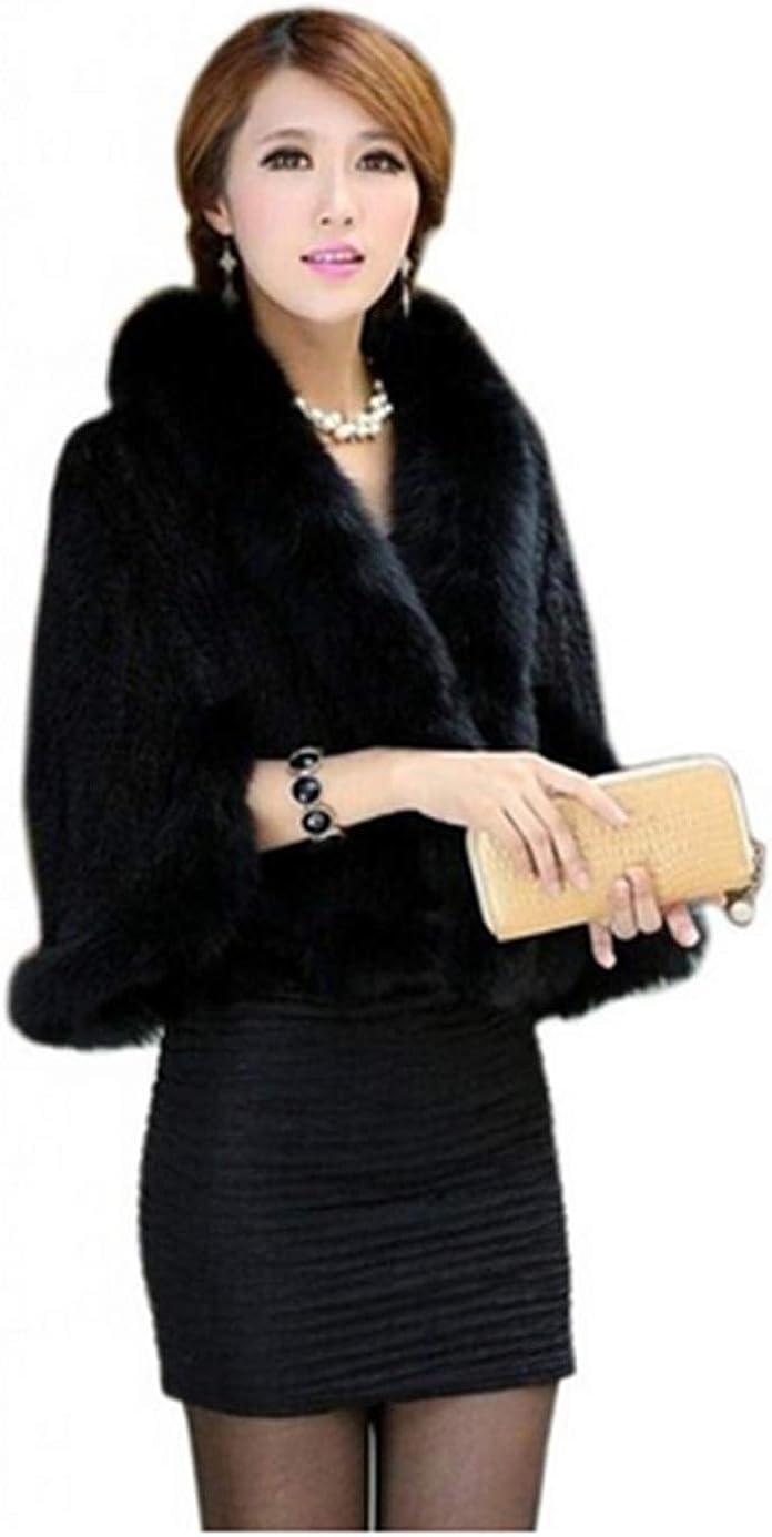 YR.Lover Women's Real Mink Fur Cape Stole C セールSALE%OFF JacketFox 割引も実施中 Shawl