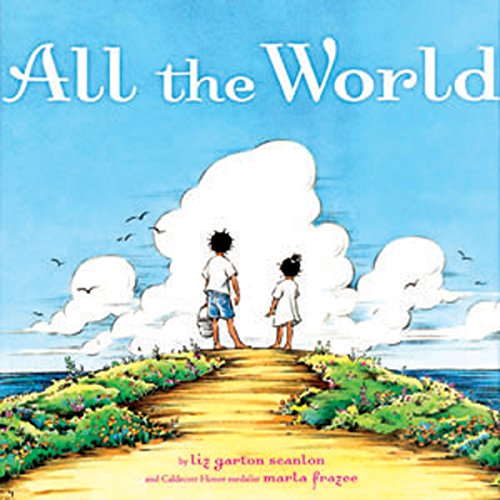 All The World audiobook cover art