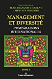 Management et diversité - Comparaisons internationales (Tome 1)