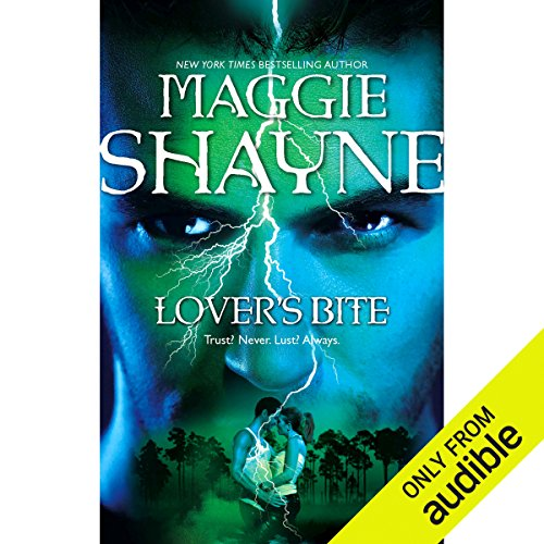 Lover's Bite     Wings in the Night, Book 2              By:                                                                                                                                 Maggie Shayne                               Narrated by:                                                                                                                                 Genvieve Bevier                      Length: 8 hrs and 30 mins     80 ratings     Overall 3.8