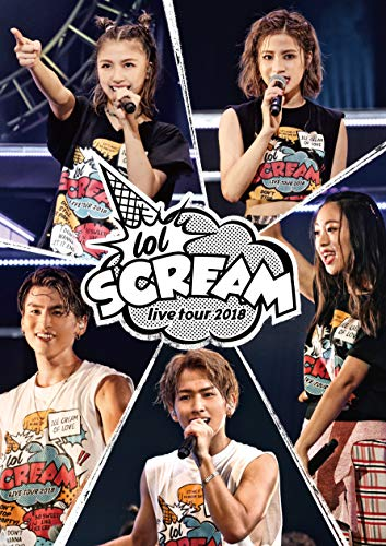 lol live tour 2018 -scream-(DVD)