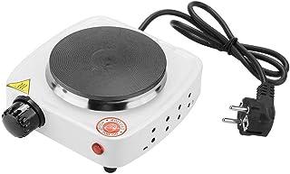 Poêle électrique portatif, cuisinière électrique de comptoir pour cuisinière à thé/cuisine avec plaque chauffante simple (...
