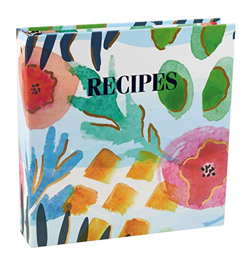 Meadowsweet Kitchens Create Your Own Collected Recipes - Watercolors
