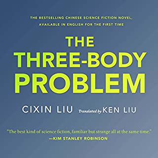 The Three-Body Problem cover art
