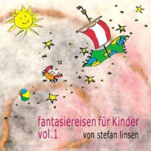 Fantasiereisen für Kinder Vol. 1 Titelbild