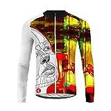 Uglyfrog Bike Wear De Manga Larga Maillot Ciclismo Hombre Equipos Una Gran Cantidad De Colores ESHSLJ16