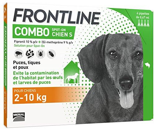 Frontline Combo - Anti-parassitario Contro pulci e zecche