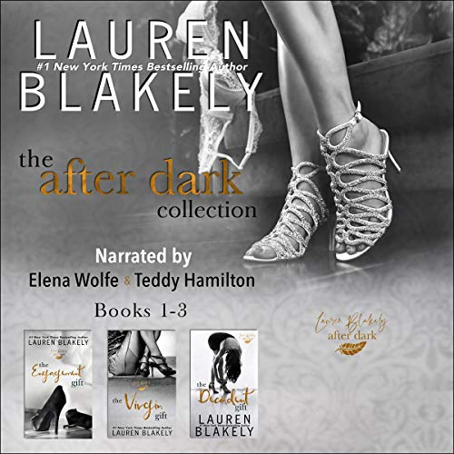 Page de couverture de The After Dark Collection