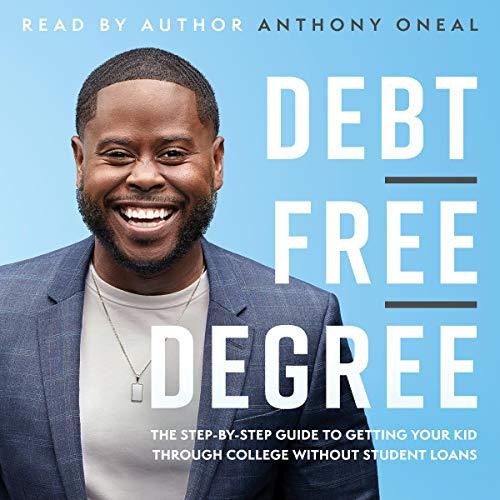 Debt-Free Degree audiobook cover art