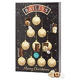 Baileys - Calendario de Adviento de chocolate 2020 262 g. Disfruta de 24 trufas de chocolate con...