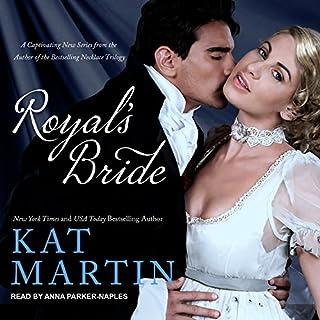 Royal's Bride audiobook cover art