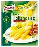 Knorr Feinschmecker Hollandaise klassisch, 24er Pack (24 x 250 ml Beutel)