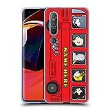 Head Case Designs sous Licence Officielle Peanuts Coutume Personnalisé Bus Rouge Art Coque en Gel...