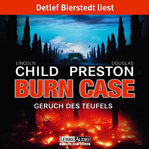 Burn Case: Geruch des Teufels cover art
