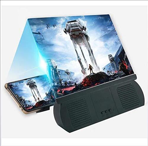 3D HD Vergrotingskader mobiele telefoon screen Smartphone 12