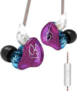 KZ ZST Pro Dynamic Hybrid Dual Driver In-Ear Headphones (Coloful)