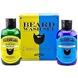 Kit Champú Y Acondicionador para Barba. La combinación per