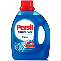 Persil ProClean Liquid Laundry Detergent, 100 Fluid Ounce (64 Loads)