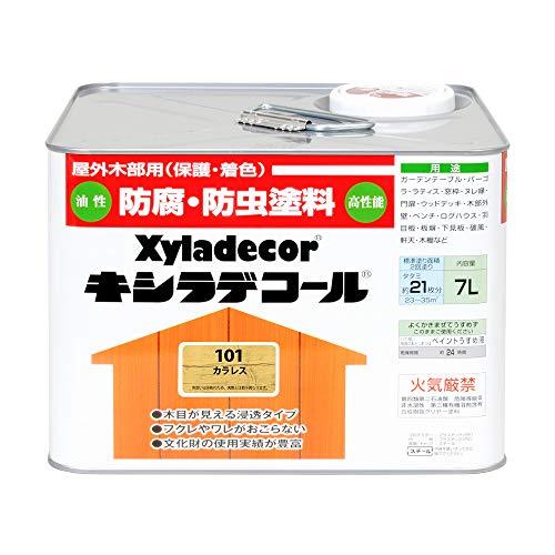 大阪ガスケミカル株式会社 キシラデコール カラレス 7L