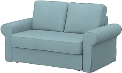 Soferia - IKEA STOCKSUND Funda para sofá de 2 plazas, Eco ...