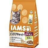 アイムス (IAMS) キャットフード アイムス 成猫用 インドアキャット チキン 1.5kg