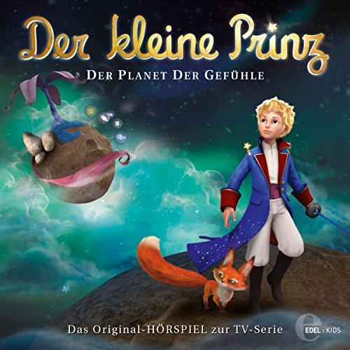 Der Planet der Gefühle. Das Original-Hörspiel zur TV-Serie Titelbild