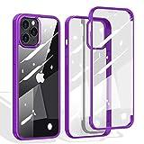 Custodia a portafoglio per iPhone 11, in vera pelle con chiusura magnetica per iPhone 12 SE 2020 11 Pro XS Max XR 8 7 Plus, marrone