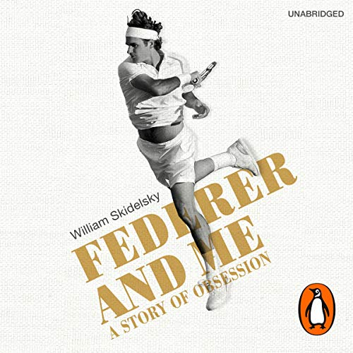 Federer and Me cover art