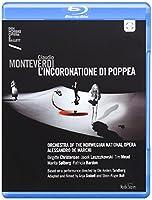 Monteverdi: L'incoronazione di Poppea [Blu-ray]