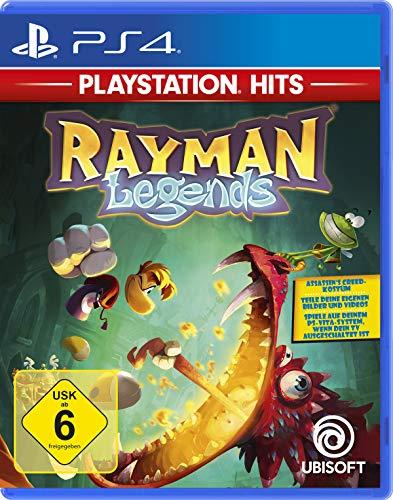 Rayman Legends PS-4 Playstation Hits [Edizione: Germania]
