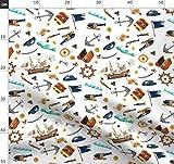 Junge, Kinderzimmer, Pirat, Schiff, Schiffe, Ozean,