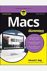 Macs For Dummies Kindle Edition