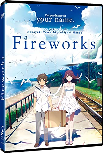 Fireworks [DVD]