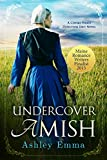 Undercover Amish (Amish Romantic Suspense, standalone novel) (Covert Police Detectives Unit Series Book 1)