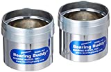 Bearing Buddy 42440Chrome Cuscinetto Protector–Diametro 6,2cm, Coppia...