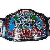 WWE TV WORLD CHAMPION WRESTLING REPLICA CINTURÓN PARA ADULTO.