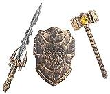 Toyland® Sword, Hammer & Shield Set - Boys Role Play Toys
