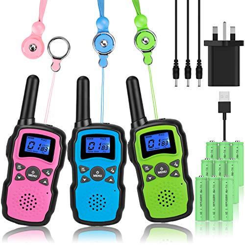 Wishouse walkie talkies