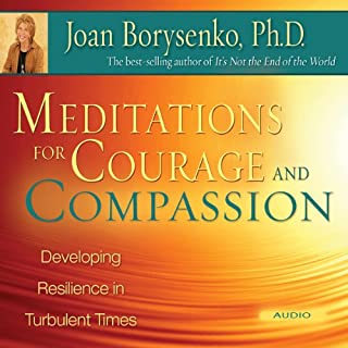 Meditations for Courage and Compassion cover art