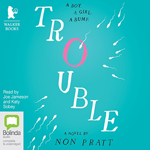 Trouble cover art