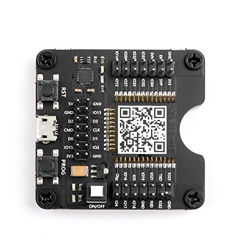 Areyourshop 1× ESP32 Test Board Mini System Small Batch Burn Fixture FOR ESP-WROOM-32 Module