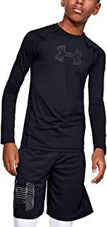 Boys' HeatGear Long Sleeve Shirt