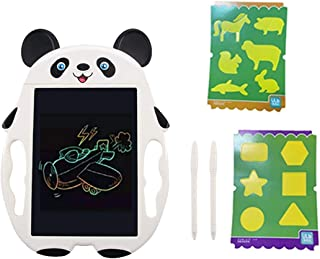 yeesport 9 Inch LCD Drawing Tablet Colorful Screen Doodle Pad Doodle Board Drawing Pad Writing Pad for Kids Lcd Writing Ta...