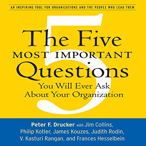 The Five Most Important Questions cover art